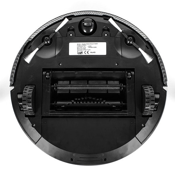 Spodnji del robotskega sesalnika Rumbot