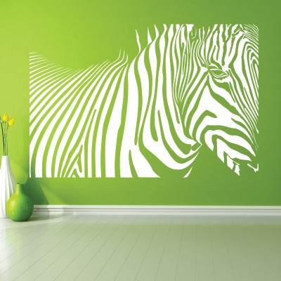 Stenska nalepka Zebra (2)