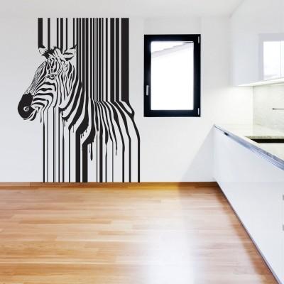 Stenska nalepka Zebra (3)
