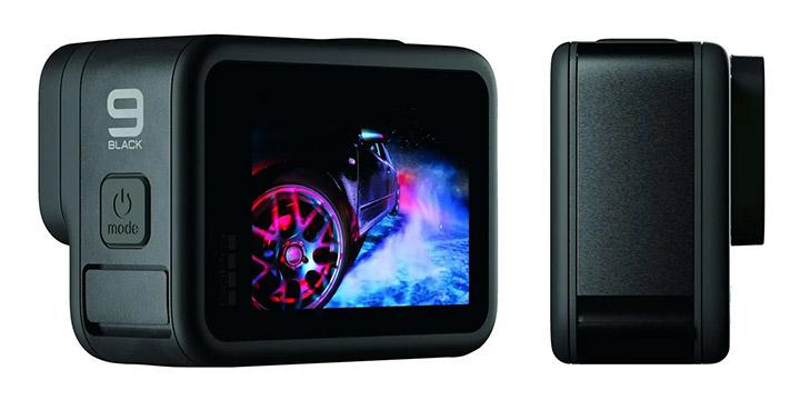 Akcijska kamera GoPro Hero9 Black