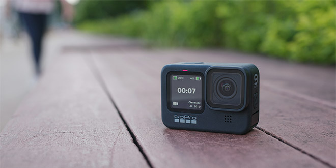 Kamera GoPro Hero9 Black